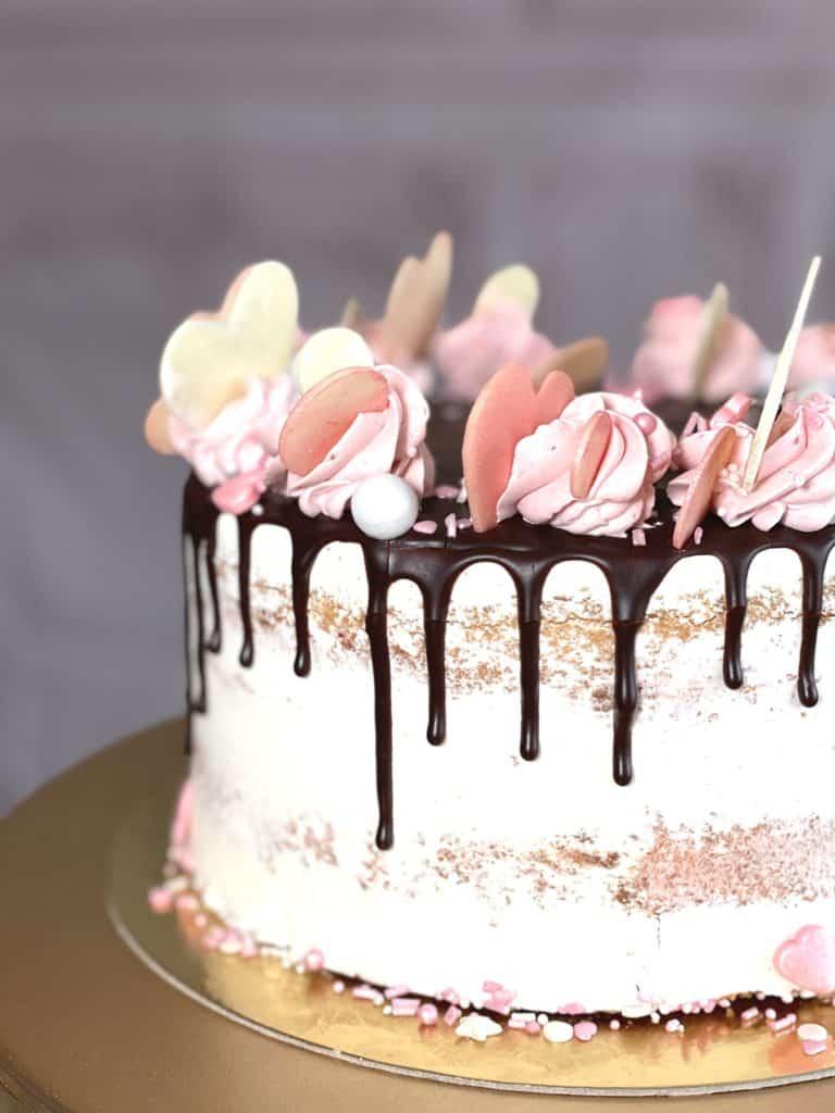 "Torte ""sweetheart"""
